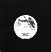 Junior West - Splash It Out / version (Production / Jah Fingers) 7""